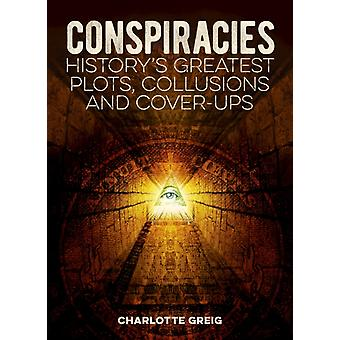 Conspiracies by Charlotte Greig