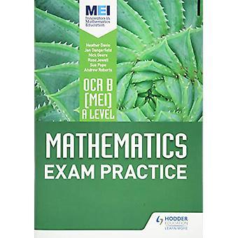 OCR B [MEI] Et nivå matematikk eksamen praksis av Jan Dangerfield - 97