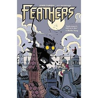 Feathers by Jorge Corona - 9781684153077 Book