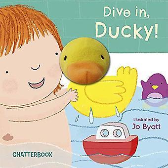 in - Ducky! av Jo Byatt - 9781786282095 Bok