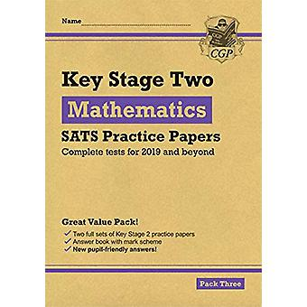 New KS2 Maths SATS Practice Papers - Pack 3 (for the 2020 tests) by CG