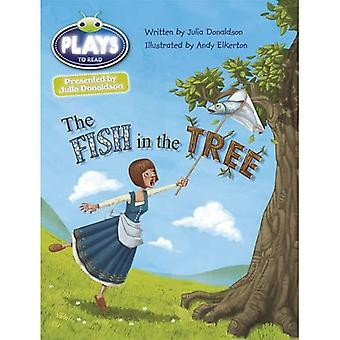 Julia Donaldson Plays the Fish in the Tree (gold) (BUG CLUB)