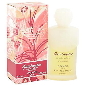 Guirlandes Eau De Toilette Spray By Carven 1.7 oz Eau De Toilette Spray