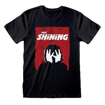 O pôster do filme shining Men's T-Shirt | Mercadoria Oficial