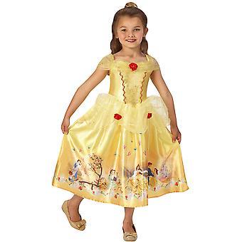 Girls Belle Costume - Disney