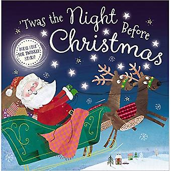 'Twas the Night before Christmas - 9781789470970 Book