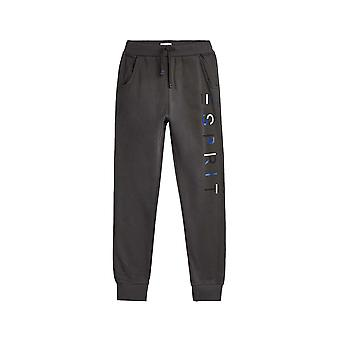 Esprit Boys' Cotton Tracksuit Bottoms With A Logo Print