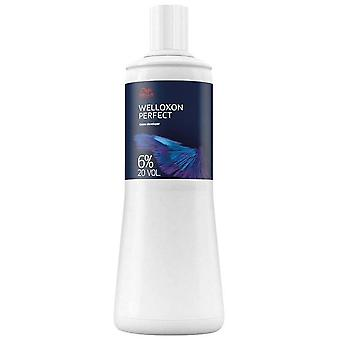 Wella Professionals Welloxon Perfect 20V syrat vatten 6,0% 1000 ml