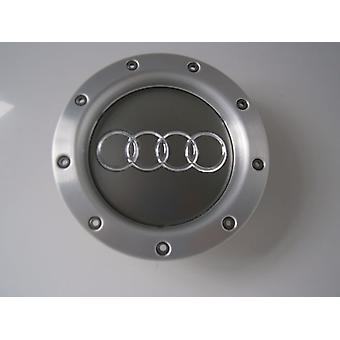 Silber Audi Wheel Center Cap Naben Abzeichen 147mm 1STÜCKE Für TT A1 A3 A4 A5 A6 A7 A8 Q7
