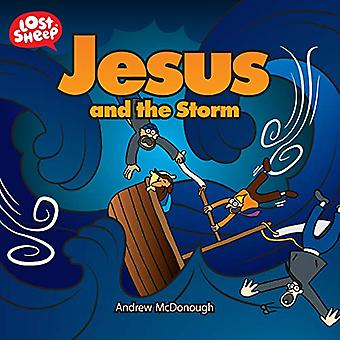 Jesus and the Storm by Andrew McDonough - 9781910786949 Book