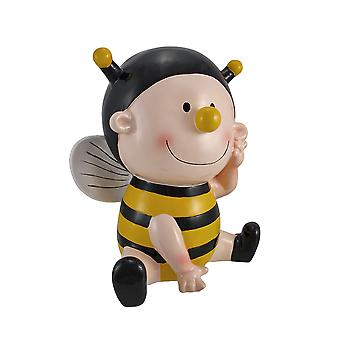 Adorable Bumble Bee Baby Coin Bank 10 In.