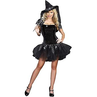Brilliant Witch Adult Costume