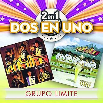 Grupo Limite - 2En1 [CD] USA import