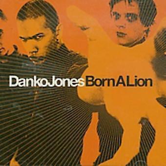 Danko Jones - Born a Lion [CD] USA import