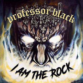 Professor Black - I Am the Rock [CD] USA import