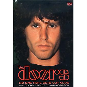 Doors - No One Here Gets Out Alive [DVD] USA import