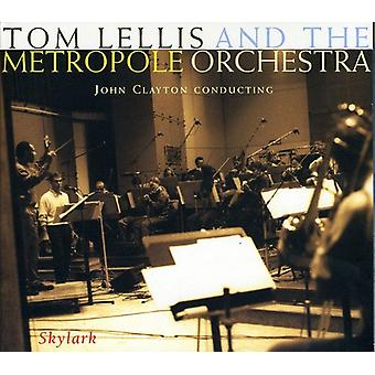 Tom Lellis & the Metropole Orchestra - Skylark [CD] USA import