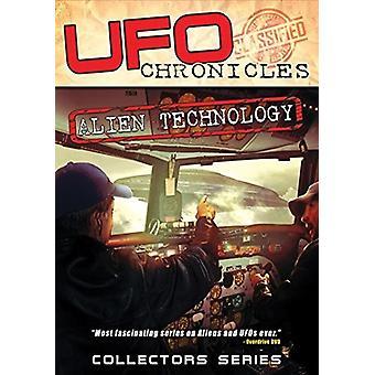Ufo Chronicles: Alien Technology [DVD] USA import