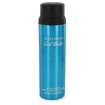 Spray corporal de agua fría por Davidoff 5 oz Body Spray