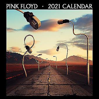 Pink Floyd Calendar 2021 Official Wall Calendar 2021, 12 months, original English version.