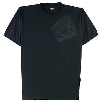 Vivienne Westwood Arm & Cutlass Classic T Shirt Black N401
