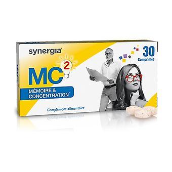 MC2 30-tabletten