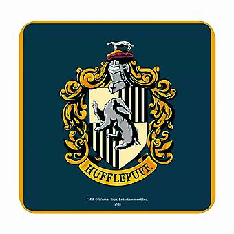 Harry Potter Coaster Hufflepuff House Crest new Official