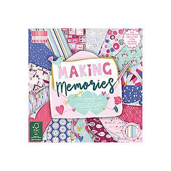 Primera edición Making Memories 6x6 pulgadas de papel Pad