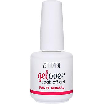 The Edge Nails Gelover 2019 Soak-Off Gel Polish Collection - Party Animal 15ml (2003327)