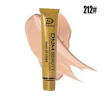 Full Skin Concealer Foundation Cream, Professionell Fläck Cover Dark Spot