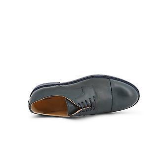 Madrid - Shoes - Lace-up shoes - 605_PELLE_BLU - Men - navy - EU 42