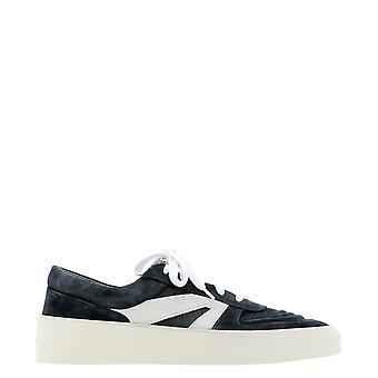 Fear Of God 6p207024002 Men's Black Suede Sneakers
