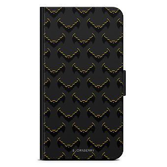 Bjornberry Wallet Case LG G5 - Vleermuizen