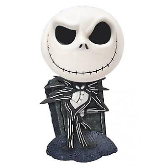 Coin Bank - Nightmare Before Christmas - Cute Jack Bust Bank New 22656