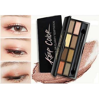 Eye-Shadow Wasser Beweis Rolle Mascara feine Pflege Stick Make-up