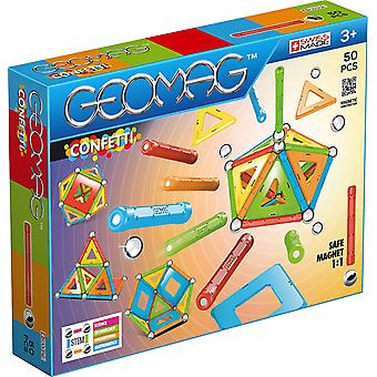 GEOMAG 352 Confetti Construction Toy