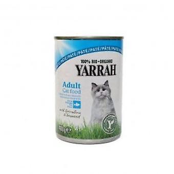 Yarrah - Msc Fish Pate With Spirulina & Seaweed