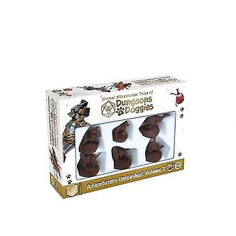 Dungeons and Doggies Miniatures Box 3