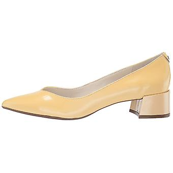Anne Klein Femei Norwood Dress Pompe din piele a subliniat Toe Classic Pompe