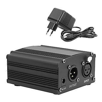48v Phantom Power For Bm 800 Condenser Microphone Studio Recording