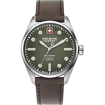 SWISS MILITARY-HANOWA - Montre - Hommes - MOUNTAINEER - 06-4345.7.04.006