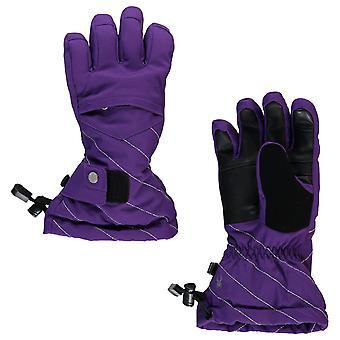 Spyder SYNTHESIS Hiver fille gants de ski pourpre