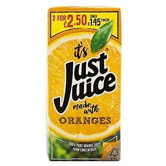Just Juice Orange 8 x 1L PM