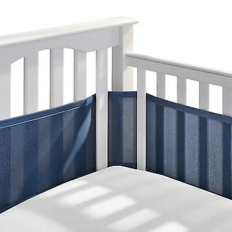 Baby Breathable Mesh Crib Bumper