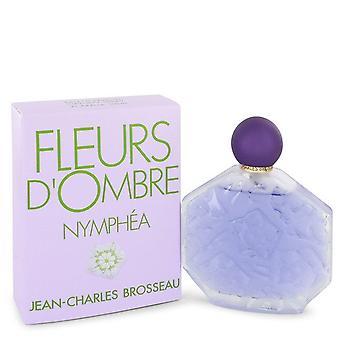 Fleurs d'ombre nymphea eau de parfum spray by brosseau 544005 100 ml