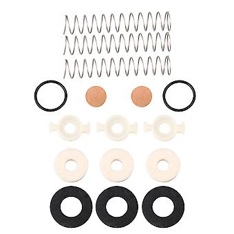 Trumpet Valve Piston Guide Valve Spring with Felt Pad Kit 16pcs
