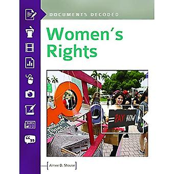 Women's Rights: Documentos decodificados