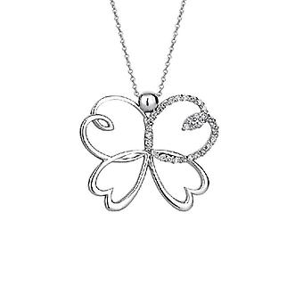 Diamond Necklace- Mariposa