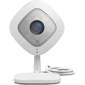Arlo q älykoti 1080p full hd turvakamera, yönäkö ja täysi 2-tie ääni, toimii