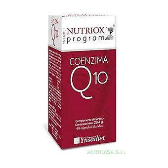 Q10 Coenzyme 40 capsules of 30mg